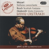 ダヴィッド・オイストラフ/London Symphony Orchestra/Jascha Horenstein Bruch: Scottish Fantasy, Op.46 - 1. Adagio cantabile