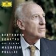 マウリツィオ・ポリーニ ピアノ・ソナタ 第17番 ニ短調 作品31の2《テンペスト》: 第3楽章: Allegretto