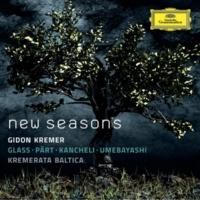 ギドン・クレーメル/クレメラータ・バルティカ ヴァイオリン協奏曲 第2番 《アメリカの四季》: ソング 第2番