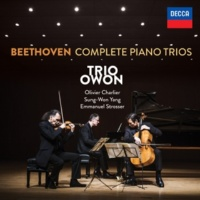 Trio Owon Beethoven: Piano Trio No.6 in E flat, Op.70 No.2 - 2. Allegretto