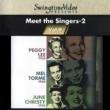 ペギー・リー スイングタイム・ビデオ 第9集/ペギー・リー、メル・トーメ、ジューン・クリスティたちのモダンな歌唱