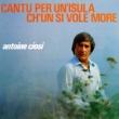Antoine Ciosi Cantu Per Un Isula Ch'ùn Si Vole More