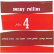 Sonny Rollins Plus Four (feat.クリフォード・ブラウン/マックス・ローチ/Richie Powell/George Morrow) [Rudy Van Gelder Remaster]
