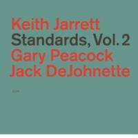 キース・ジャレット/ゲイリー・ピーコック/Jack De Johnette ムーン・アンド・サンド