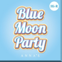 ANNA☆S Blue Moon Party Hi-R