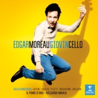 Edgar Moreau Cello Concerto in D Major, WD 650: I. Allegro