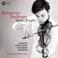 Benjamin Beilman Sonata for violin & piano, JW. 7/7: III. Allegretto