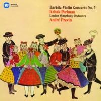 Itzhak Perlman Violin Concerto No. 2, Sz. 112: III. Allegro molto