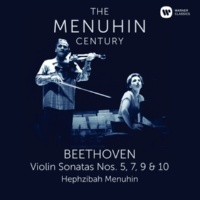Yehudi Menuhin Violin Sonata No. 5 in F Major, Op. 24, 'Spring': I. Allegro