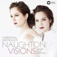 Christina & Michelle Naughton Visions de l'Amen: VII. Amen de la Consommation