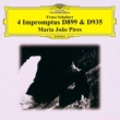Maria João Pires 4つの即興曲 D935(作品142): 第3番 変ロ長調: Theme (Andante) With Variations