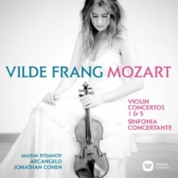 Vilde Frang Sinfonia Concertante in E-Flat Major, K. 364: I. Allegro maestoso