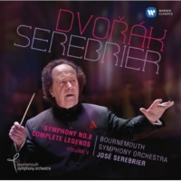 José Serebrier Symphony No. 8 in G Major, Op. 88: III. Allegretto grazioso - Molto vivace
