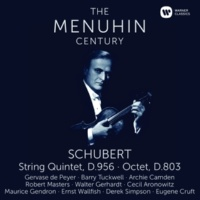 Yehudi Menuhin Octet in F Major, D. 803: V. Menuetto - Allegretto - Trio - Menuetto - Coda
