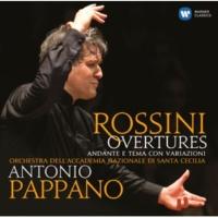 Antonio Pappano La cenerentola: Overture