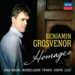 Benjamin Grosvenor J.S. Bach: Partita for Violin Solo No.2 in D minor, BWV 1004 - Transcribed for piano by Ferruccio Busoni - Chaconne in D Minor