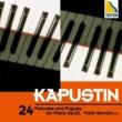 ニコライ・カプースチン 24の前奏曲とフーガ, 作品 82: 第 1番 ハ長調 Prelude