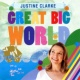 Justine Clarke Climbing Up The Rainbow