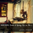 Leon Zyker Rustle of Spring, Op. 32, No. 3