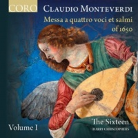 The Sixteen&Harry Christophers Laetatus sum a 5, SV 199