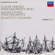 イタリア弦楽四重奏団 String Quartet In F Major, M.35: 弦楽四重奏曲 ヘ長調 第2楽章: Assez vif. Très rythmé