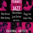 Sarah Vaughan Femmes De 50's Jazz