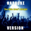 Fantasy Karaoke Quartet The Kids Aren't Alright (Karaoke Version)