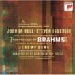 JOSHUA BELL ブラームス:二重協奏曲& ピアノ三重奏曲第1番