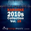 Metro Karaoke Classics Omg (In the Style of Usher & Will.I.Am) [Karaoke Version]