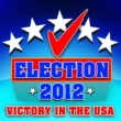 Louis Armstrong Election 2012 - Victory in the USA