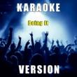 Fantasy Karaoke Quartet Doing It (Karaoke Version)