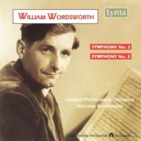 London Philharmonic Orchestra Wordsworth: Symphonies Nos. 2 & 3