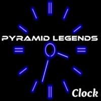 Pyramid Legends Clock