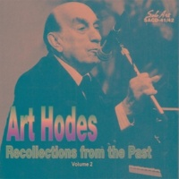 Art Hodes Recollections from the Past, Vol. 2