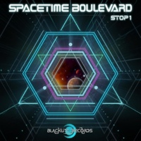 Hasmodai & Nukleall & Paratech & Haffman & Time 2 Live & Groovebox & Earthspace & Purple Raver & Endeavour & Technology & Audioform & B.A.O. & Civa & Audioform Remix Spacetime Boulevard - Stop One