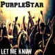 PurpleStar Let Me Know