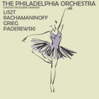 Philadelphia Orchestra&Marinus Flipse Liszt, Rachmaninoff, Grieg and Paderweski