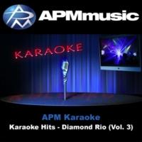 APM Karaoke Karaoke Hits - Diamond Rio (Vol. 3)