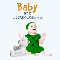 Baby Playtime Collection Baby and Composers ‐ Classical Music for Children, Mozart, Bach, Chopin, Beethoven, Sweet Classical Melody for Your Baby