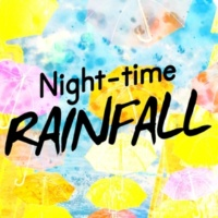 Raindrops Sleep Night-Time Rainfall