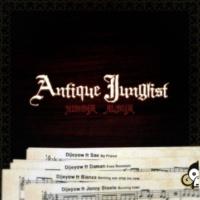 Sae,Daman,Bianca Alana,Jonny Steele&Dijeyow Antique Junglist Riddim EP