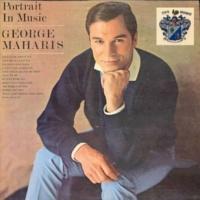 George Maharis Portrait in Music