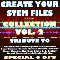 Express Groove Create Your Stem Files Vol. 2  (Special Remix And Instrumental Sound Tracks) [Tribute To Calvin Harris-Ariana Grande- Etc..]