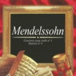 Mischa Elman Violin Concerto In E Minor, Op. 64: II. Andante