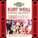 Brandis Quartett String Quartet No. 1: I. Presto con fuoco