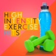 High Intensity Exercise Music How Deep Is Your Love (128 BPM)