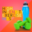High Intensity Exercise Music Give It Up (122 BPM)