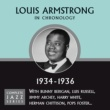 Louis Armstrong Complete Jazz Series 1934 - 1936