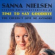 Sanna Nielsen Time to Say Goodbye