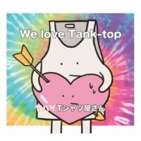 ヤバイTシャツ屋さん We love Tank-top